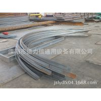 各种型材弯卷多种规格选择圆管扁钢弯卷机多功能成型设备厂家推出
