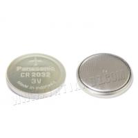 Panasonic松下CR2032纽扣电池3V原装进口现代大众奥迪汽车钥匙遥控器电子秤主板机顶盒小米