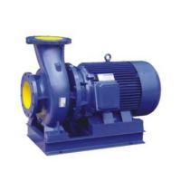 输送清水离心泵 ISW65-100IA 44.7M3/H 扬程10M 2.2KW 浙江丽水冠桓泵阀