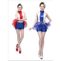 现代爵士舞蹈服 成人女小苹果ds广场舞套装 新款啦啦操演出服