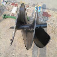 钻杆双刀片焊接挖坑机 耐磨性好的植保机庞泰