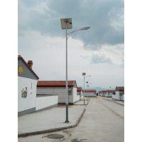 陕西榆林太阳能路灯特点,榆林太阳能路灯使用环境