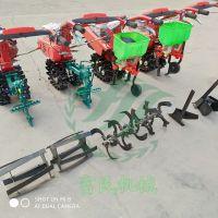 山地小型旋耕机价格农用菜园翻土机双齿轮箱耕地设备