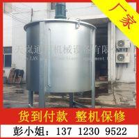 中堂/道滘外加剂/减水剂框式低混器 304不锈钢桶体锥底液体搅拌机