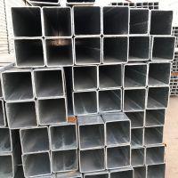 现货70*70*7黑方管薄壁管  q235矩形方管 正方通规格齐全