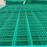 住宅区隔离网 草坪防护网 圈地铁丝网什么价格