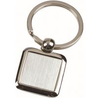 创意礼品相框金属钥匙扣汽车广告腰挂钥匙圈链挂件配饰影楼放照片