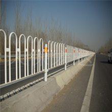 汕头道路栏杆批发/珠海乙型护栏热销/深圳马路防护栏订做