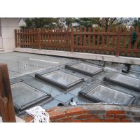 供应安双铝木木窗质量好/用排烟天窗找安双建材