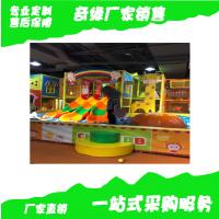 奇缘大冒险室内淘气堡厂家定制新款儿童乐园游乐设备价格亲子主题乐园