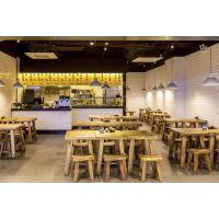 东莞道滘餐厅装修-