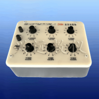 ZX84便携式直流多值可调电阻箱富阳兴远