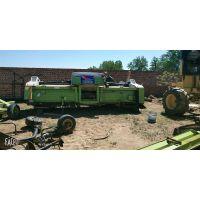 神雕农机二手拍卖纽荷兰青贮机FX48