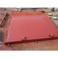 鑫川水利供应优质PGZ400*400mm平面拱形铸铁镶铜闸门