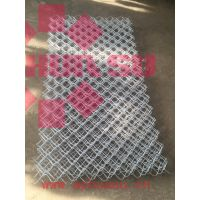 【现货供应】铝美格网、70mm孔铝美格网、花格网、美格铝网