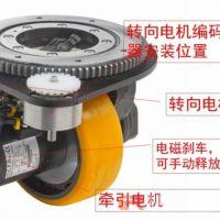 AGV驱动轮 意大利CFR卧式驱动轮MRT10 2T 适用于汽车组装车间牵引AGV