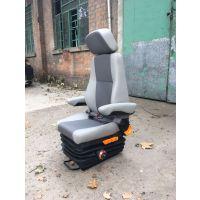 超纤皮房车商务车驾驶员座椅