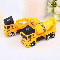 新款玩具回力小车工程车挖掘机手推小汽车儿童益智礼品