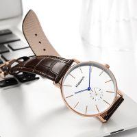 王牌(King Watch)新锐手表男防水简约时尚男士手表商务真皮石英腕表