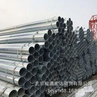 Q235利达友发热镀锌管、型号齐全价格实惠,北京大兴现货销售