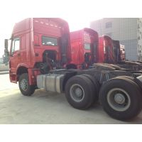 供应HOWO国三EGR375马力6*4牵引车(部分省市可分期付款)