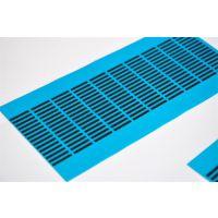 供应企业供应防尘网背胶组合件加工成型 模切背胶 热贴合加工