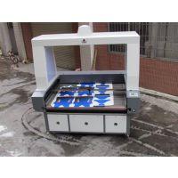 现货销售 CCD定位皮革激光切割机 9060机型摄像头激光切割机