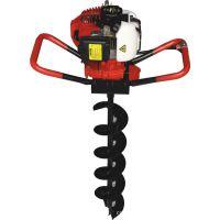 yD挖坑机 硬土质打眼机 电启动地钻机全国销售