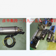 日本牧野makino 德马吉主轴 瑞士米克朗主轴 OKUMA主轴振动大 精度差 主轴不能转维修