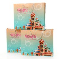 毛毯童毯礼品盒纸盒套装高档包装 宝宝店母婴店纸盒包装云毯包装