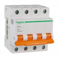 Easy9系列低压终端配电产品 施耐德小型断路器EA9AN4D63