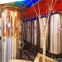 供应微型自酿啤酒设备 酒店自酿啤酒设备