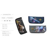 牛津学生笔袋文具袋韩国文具批发卡通笔盒幼儿园学生礼物