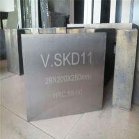 东莞日展耐磨cr12mov钢材 cr12mo1v1模具钢材预硬料