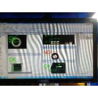 CCD高速检测机,螺丝五件件光学筛选机,螺牙、螺径检测,汉特士厂家提供