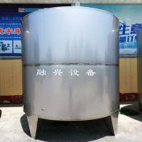 304不锈钢储酒罐融兴不锈钢储罐厂家求购立式不锈钢储存罐