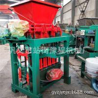 厂家热销小型液压免烧砖机 路沿石面包砖机 移动式空心砌块制砖机
