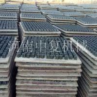 供应四川钢筋保护层水泥垫块机 钢筋层间距标准支撑垫块砖头机械