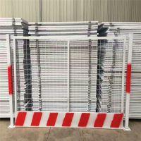 施工基坑围栏 工地防护围栏价格 基坑护栏多少钱一米
