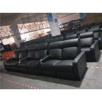 赤虎供应定制高端电动多功能头层牛皮家庭影院沙发