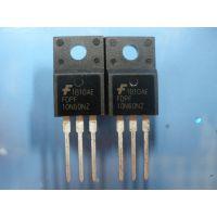 FDPF10N60NZ 快速切换 N沟道增强型场效应晶体管600V 10A 38W TO-220F
