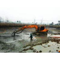 挖机泥沙泵/绞吸式挖机抽沙泵