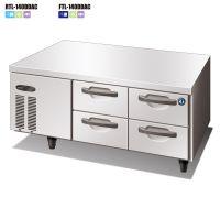 星崎FTL-140DDAC四抽屉低平台冷冻柜 冷冻操作台冰箱保鲜冷藏设备