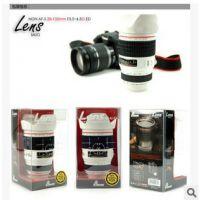 香港Homade正品 环保食用级材料 红圈单反相机镜头水杯 摄影迷