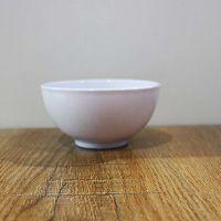 东莞厂家定制白色PC塑料碗摔不破耐高温酒店餐厅用品
