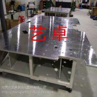 广东地区的CNC加工中心对外承接批量零件