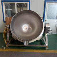 夹层锅设备哪里好 诸城神州机械专业生产食品夹层锅 蒸汽加热快锅速度快