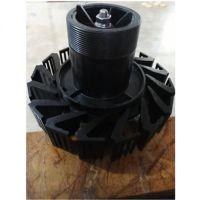 新菱冷却塔配件喷头 口径型号76mm85mm 旋转洒水器 品牌华庆