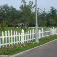 黄山休宁塑钢护栏围栏 草地绿化塑料围栏