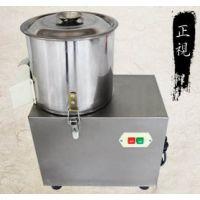醴陵20型电动切菜机 30型菜馅机切菜机 绞菜机放心省心